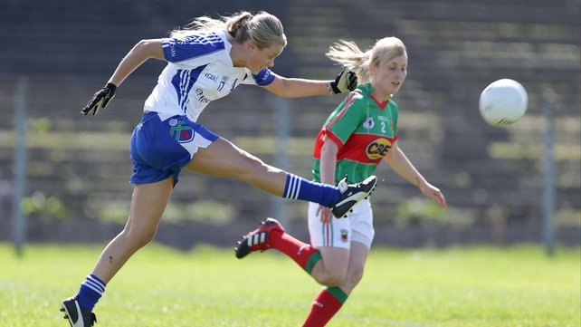 Monaghan and Mayo meet in Division 1