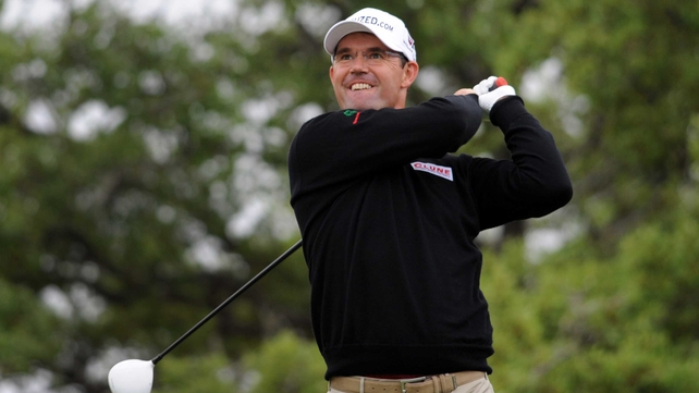 Padraig Harrington had a day to forget in North Carolina