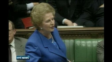 Thatcher funeral to take place next Wednesday