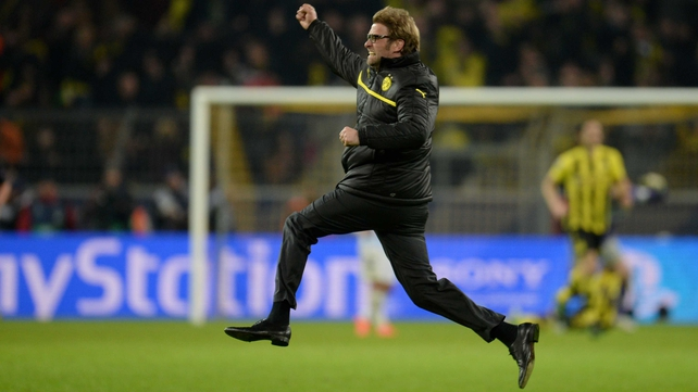 Jurgen Klopp saw his side claim an impressive 4-2 win away from home