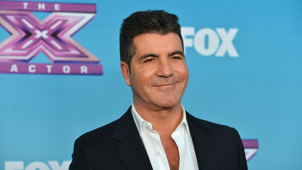 Simon Cowell - reported to have signed new ITV deal