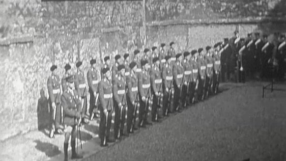 1916 Jubilee Celebrations at Kilmainham Gaol (1966)