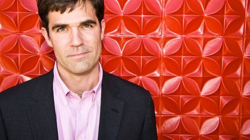 Twitter king Rob Delaney