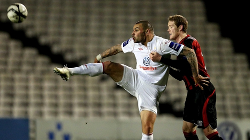 Anthony Elding is back in the Sligo squad following a one-game suspension
