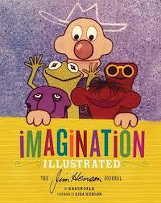 Book on Jim Henson