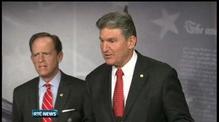 Bipartisan deal on gun control announced