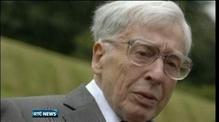IVF pioneer Professor Robert Edwards dies aged 87
