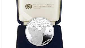 The Central Bank is offering the coin for sale from today and it will cost €46 (Pic: Central Bank)