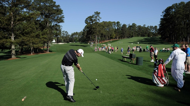 More players will be around for the final two days of this year's Masters