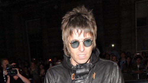 Liam Gallagher - is open to Oasis reunion