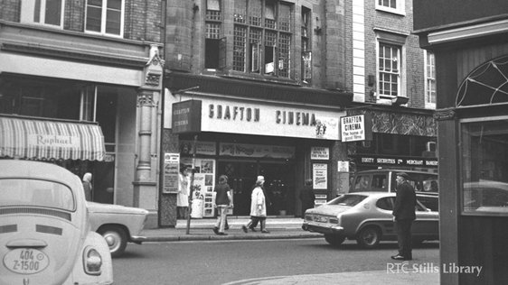 Grafton Cinema  © RTÉ Archives 0381/041
