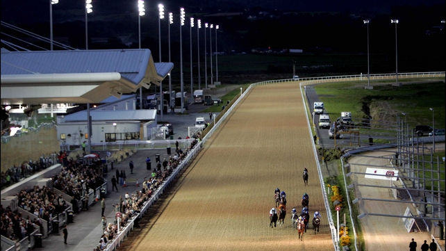The Dundalk card is off at 6.15