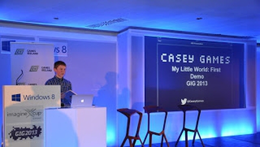 Jordan Casey 13 year old Tech Entrepreneur