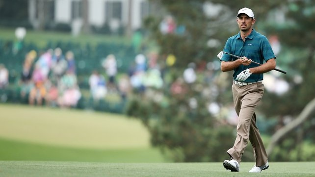 Charl Schwartzel leads by one shot after the opening round of the Memorial Tournament