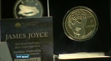 Central Bank regrets error on Joyce coin