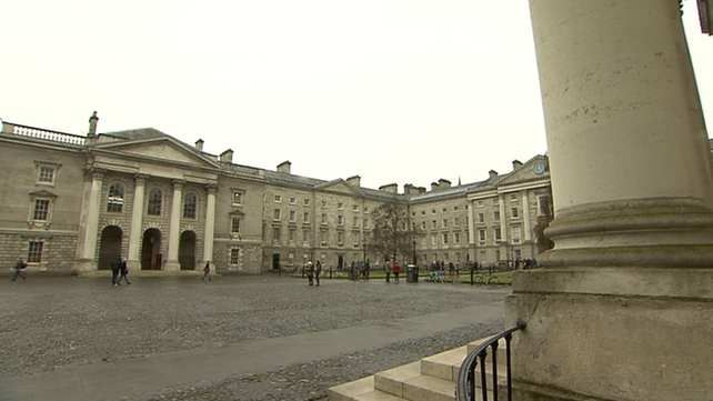 Trinity College Dublin is now placed 61 internationally, up from 67 last year