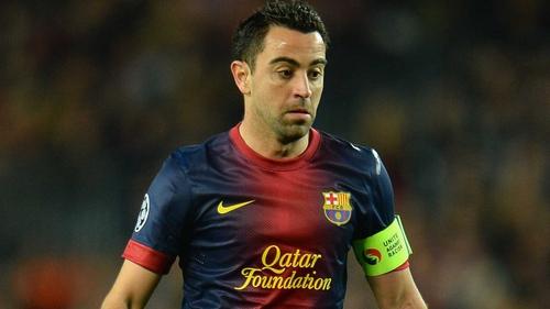 Xavi is currently coaching in Qatar