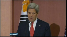 US will never accept N Korea as nuclear power - Kerry