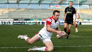 Tommy Bowe made a pleasing return to the Ulster starting line-up at Ravenhill