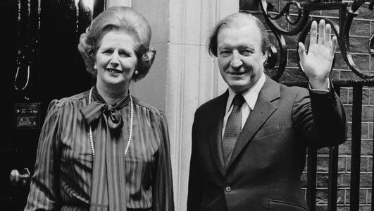 From Ticher to Thatcher – The Tale of The Travelling Teapot