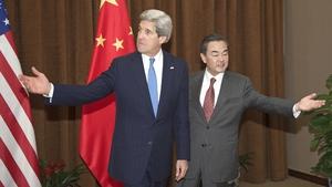 John Kerry met with the upper echelon of Chinese leadership