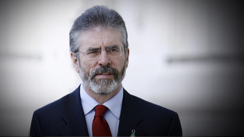 Gerry Adams: A long journey to a long goodbye | RTÉ News