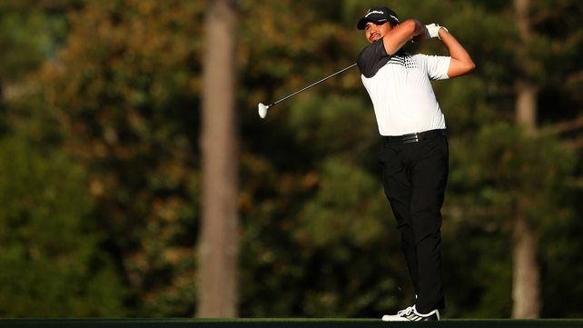 Jason Day is struggling to come to terms with the devastation of Typhoon Haiyan