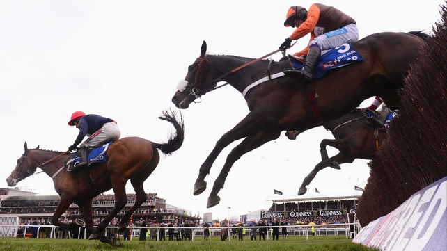 2011 winner Long Run finished third behind stable companion Bobs Worth in the 2013 Cheltenham Gold Cup