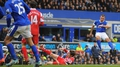 Gibson on target as Everton beat QPR