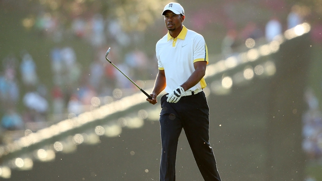 Tiger Woods was a disappointment at the US Open as he finished well off the pace