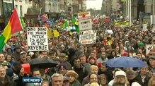Thousands at Dublin anti-property tax march