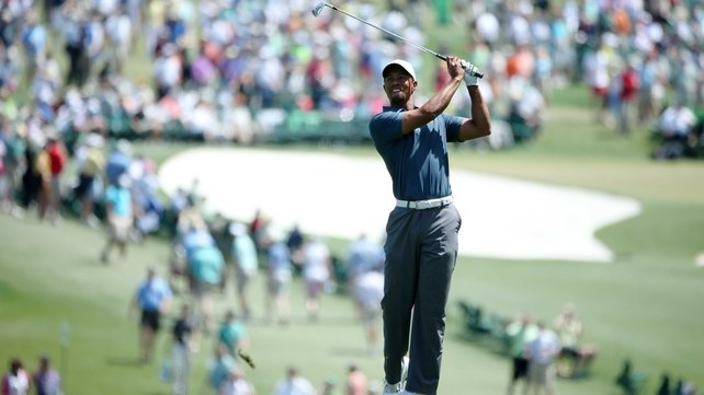 Should he play or should he go? Former pros were calling on Tiger to fall on his sword but the world number one has played on
