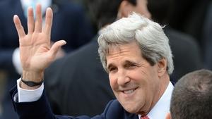 John Kerry to hold talks with Japan's Fumio Kishida
