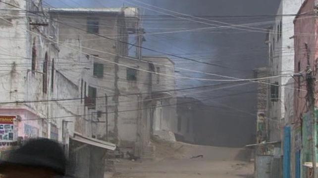 Mogadishu targeted by al-Shabaab militants