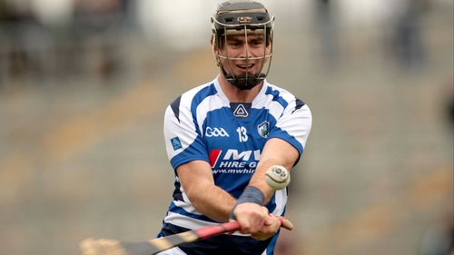 John Brophy's goal ultimately proved crucial for Laois
