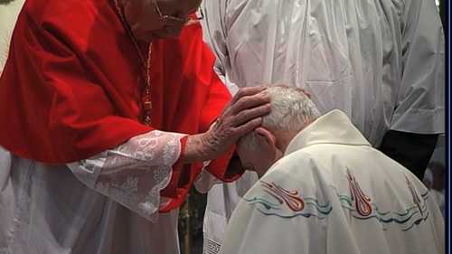 Fr Brendan Leahy, a professor of Theology at Maynooth, has been ordained as Bishop of Limerick