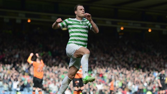 Anthony Stokes endured a frustrating season last time out