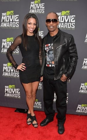 Corrine Bishop & Jamie Foxx