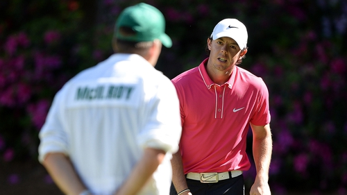 Rory McIlroy: 'I don't really have many explanations for this'