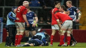 Paul O'Connell will not be cited following his kick to the head of Dave Kearney