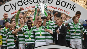 Neil Lennon: 'It would be lovely to win the title in front of the home support, and I am hoping it will be a full house'