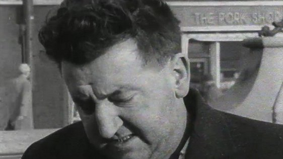 Brendan Behan on the abolition of capital punishment in 1964.