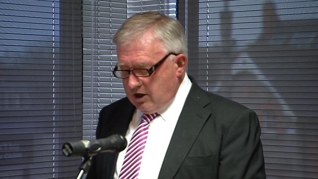 Justice Adrian Hardiman said Justice Kelly speaks for judges