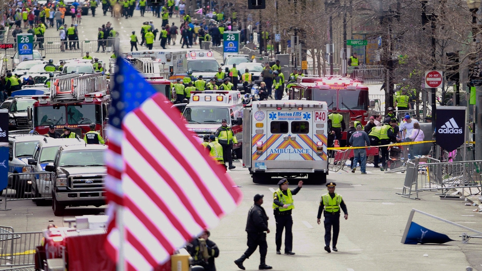 The Boston Marathon was targeted in what was the worst attack on US soil since 11 September, 2001