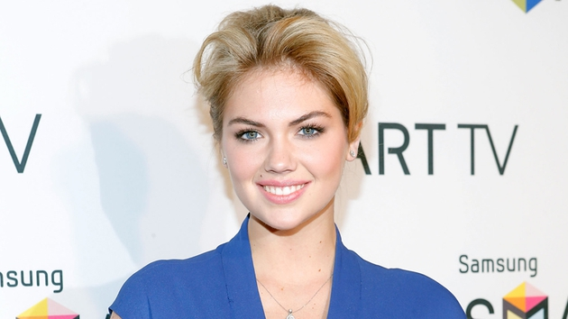 Kate Upton could be appearing in the upcoming Entourage movie