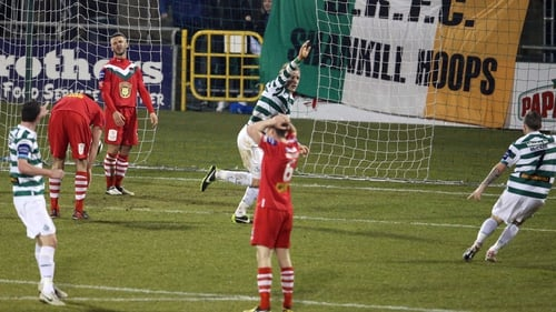 Shamrock Rovers host Cork City in Tallaght