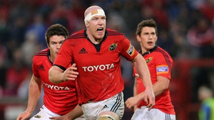 Paul O'Connell has shown top form since returning from injury