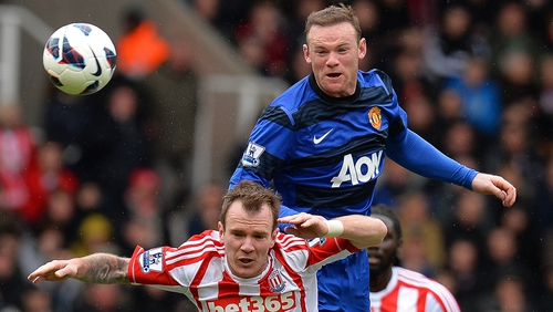 Wayne Rooney continues to be linked with a move away from Manchester United