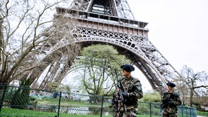 France ordered police patrols to be stepped up after the Boston blasts