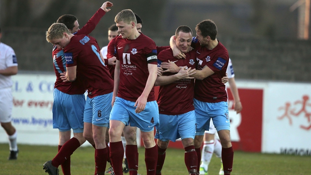 Drogheda are now fifth after this latest victory